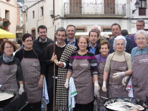Feria Girella Pont Suert 2010 con Jordi Cadellans