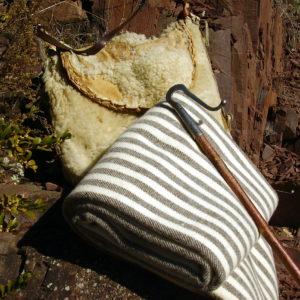 Manta de lana Beciberri