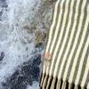 Manta de lana Beciberri en cascada