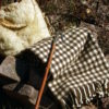 manta de lana ribagorza